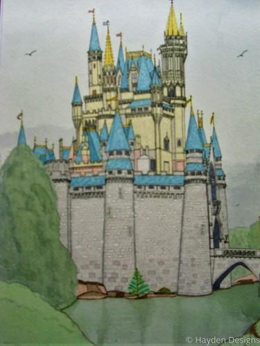 Cinderella's Pad