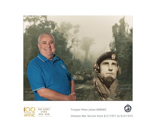 Trooper Peter BARNES