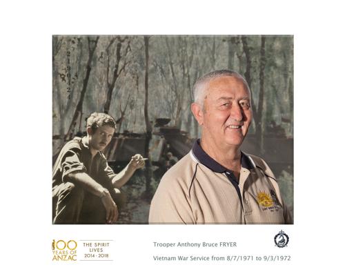 Trooper Tony FRYER
