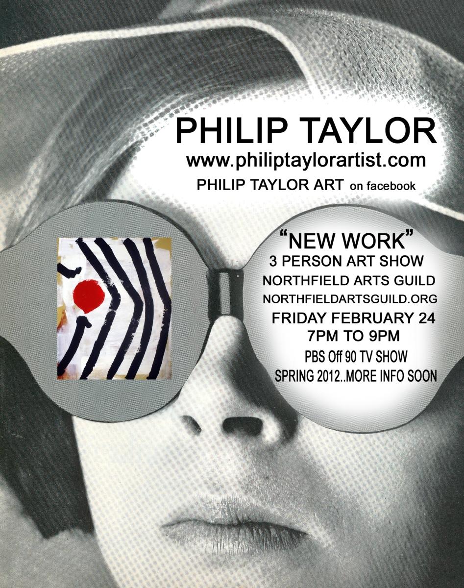 Northfield Art Show Flyer (large view)