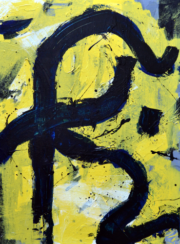 EXPLORATIONS by PHILIP TAYLOR ABSTRACT ART