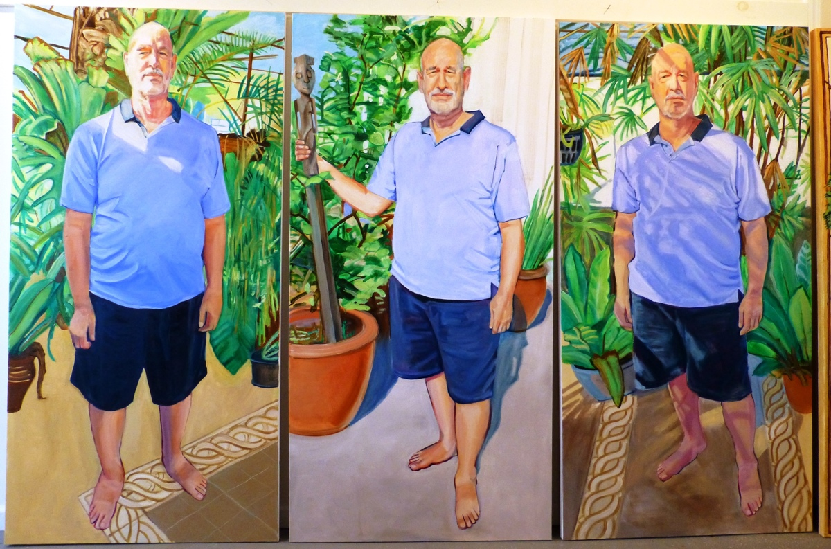Tom and his Plants (large view)