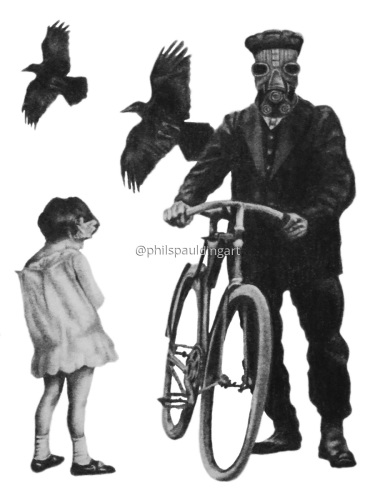 The Raven's Ride