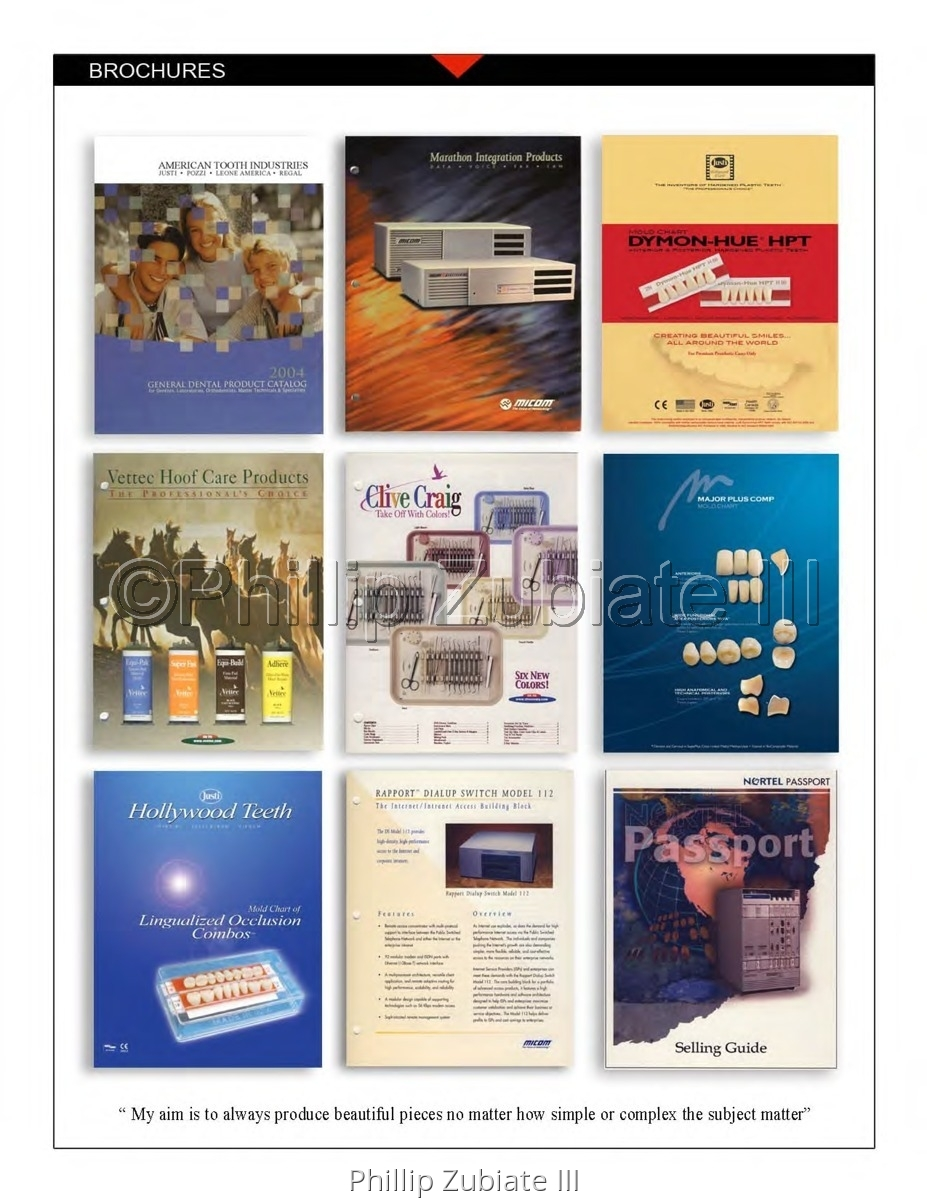 Brochures (large view)
