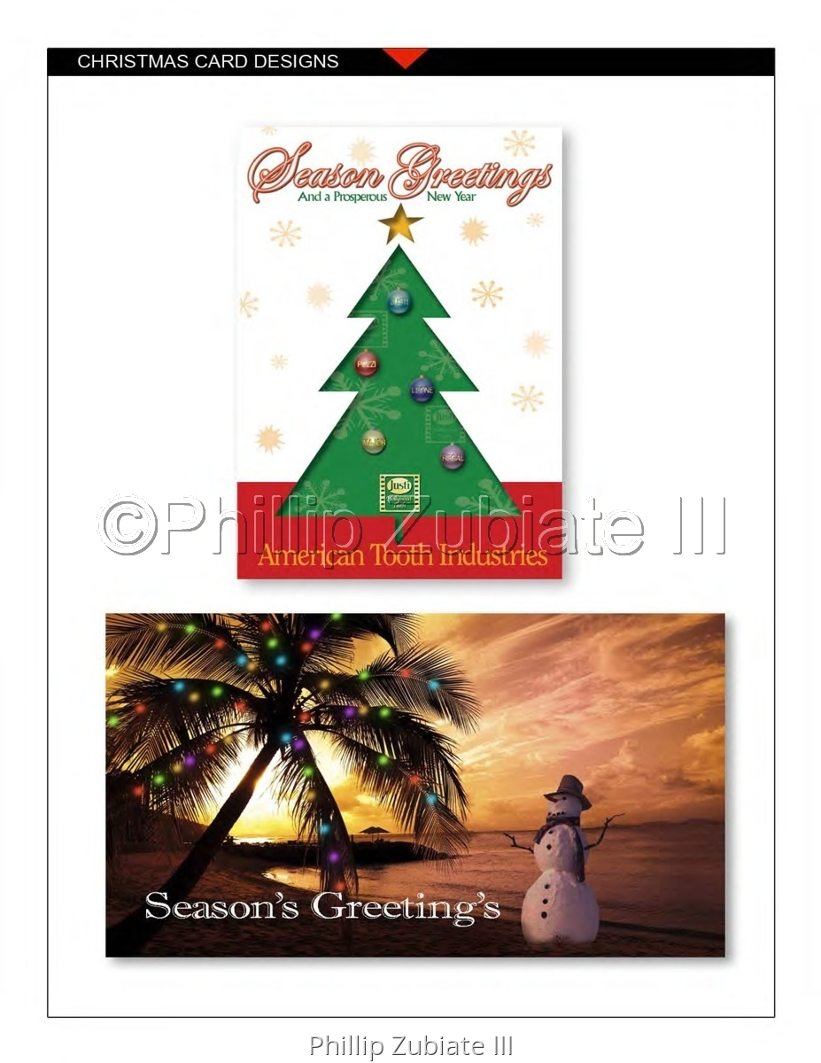 Holiday Cards (large view)