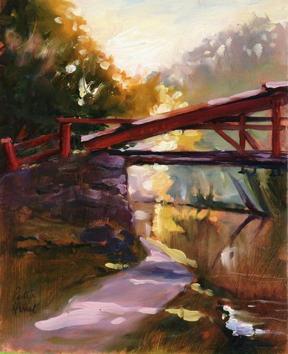 Canal Bridge at Thompson Neely (large view)