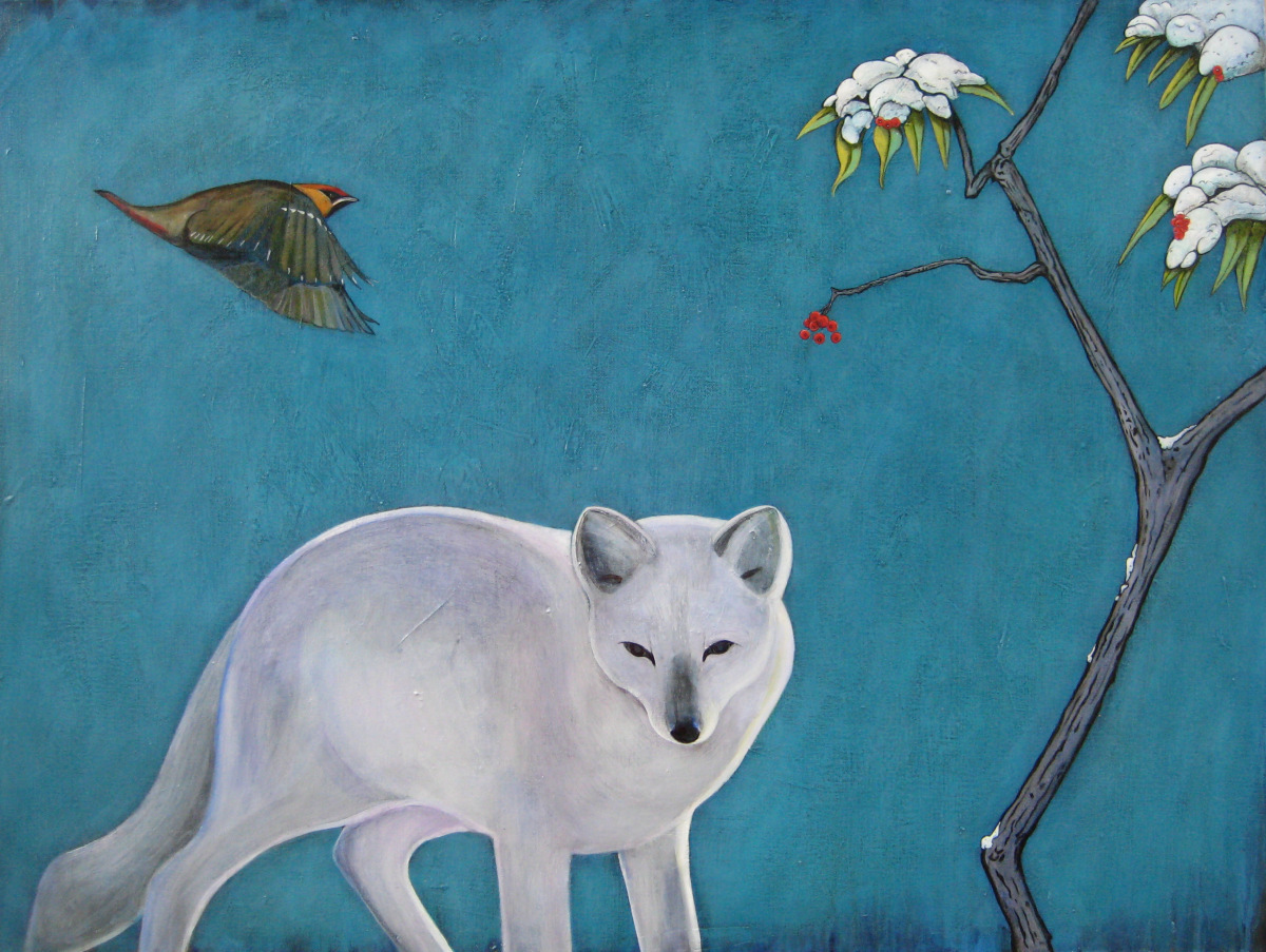 White Fox (large view)