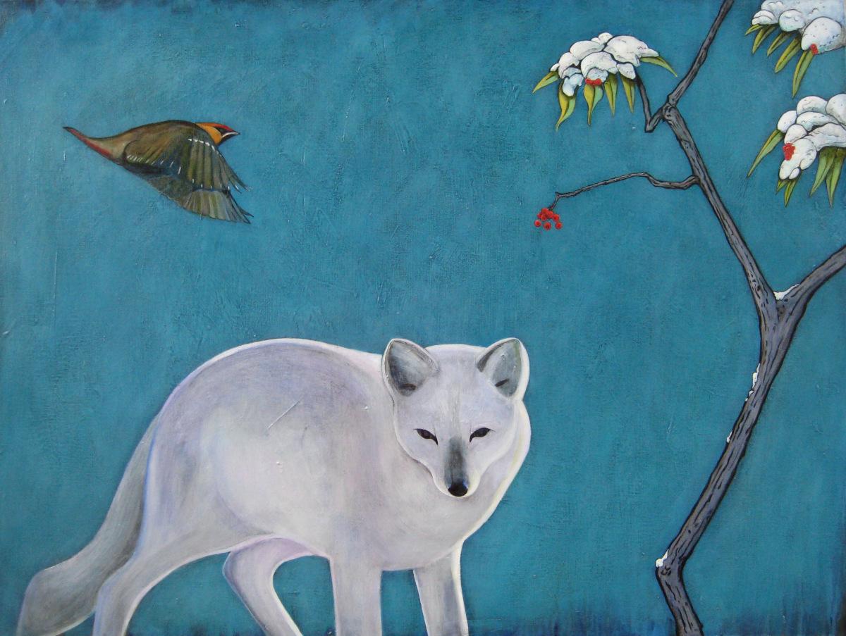 Fox Only Art Paint