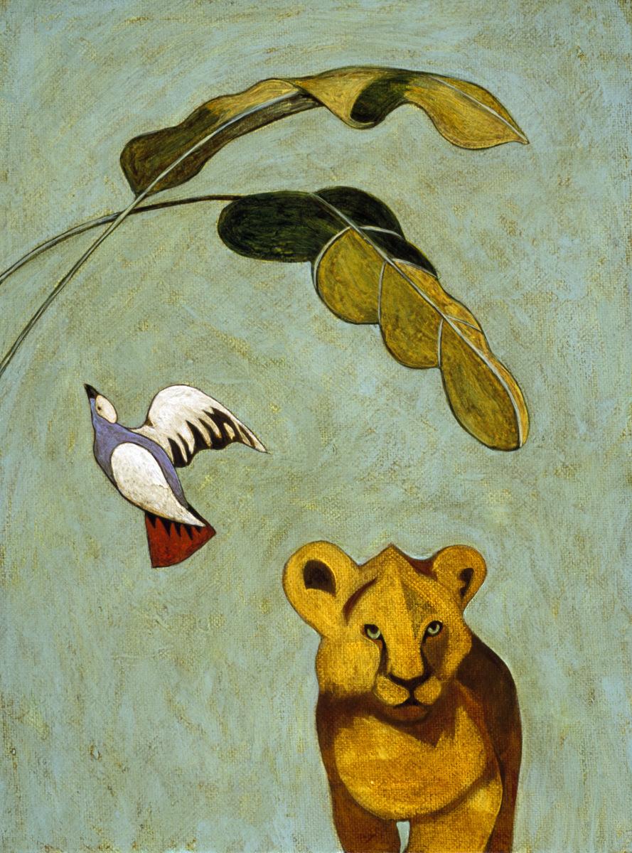 Lion Cub (large view)