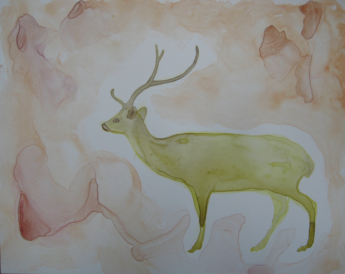 Stag/Dreamtime (large view)