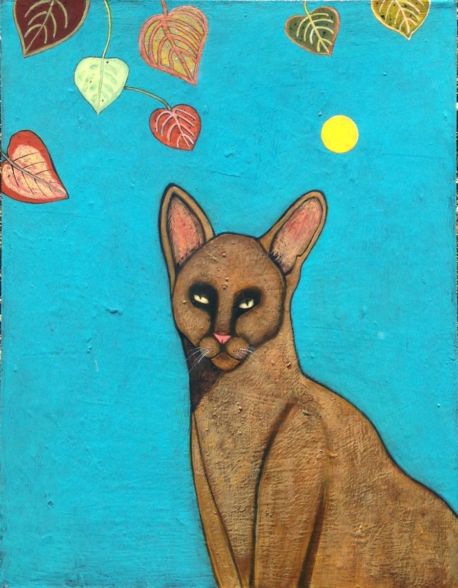 Caramel Cat (large view)