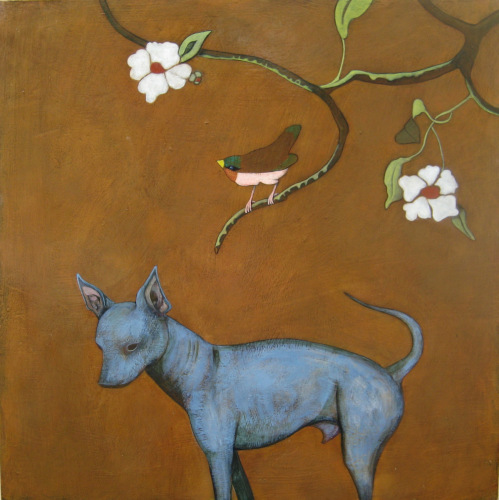 Hairless Dog by Phyllis Stapler