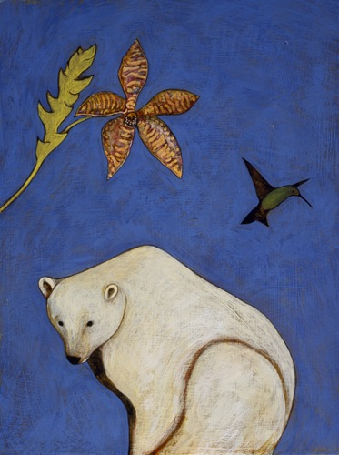 Lost Bear by Phyllis Stapler