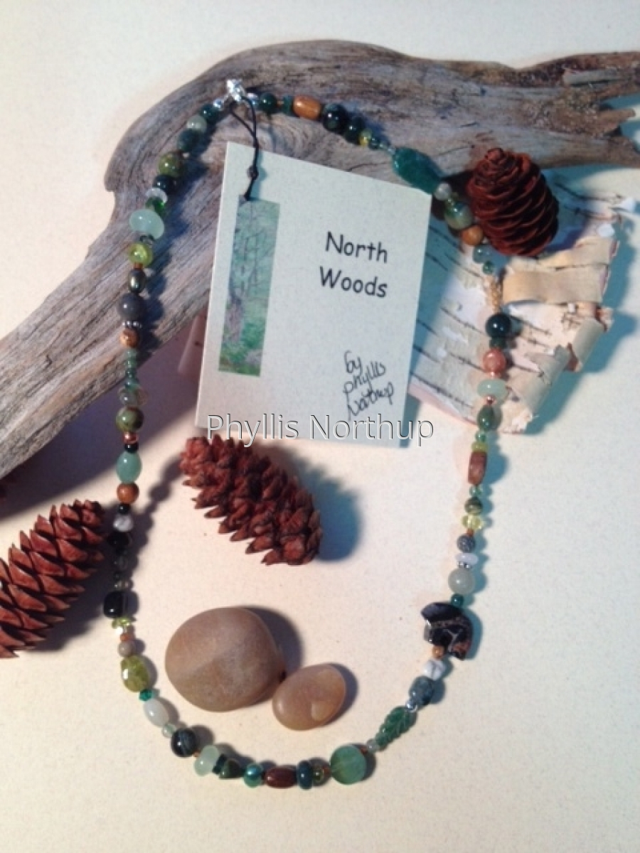 Northwoods Necklace (large view)