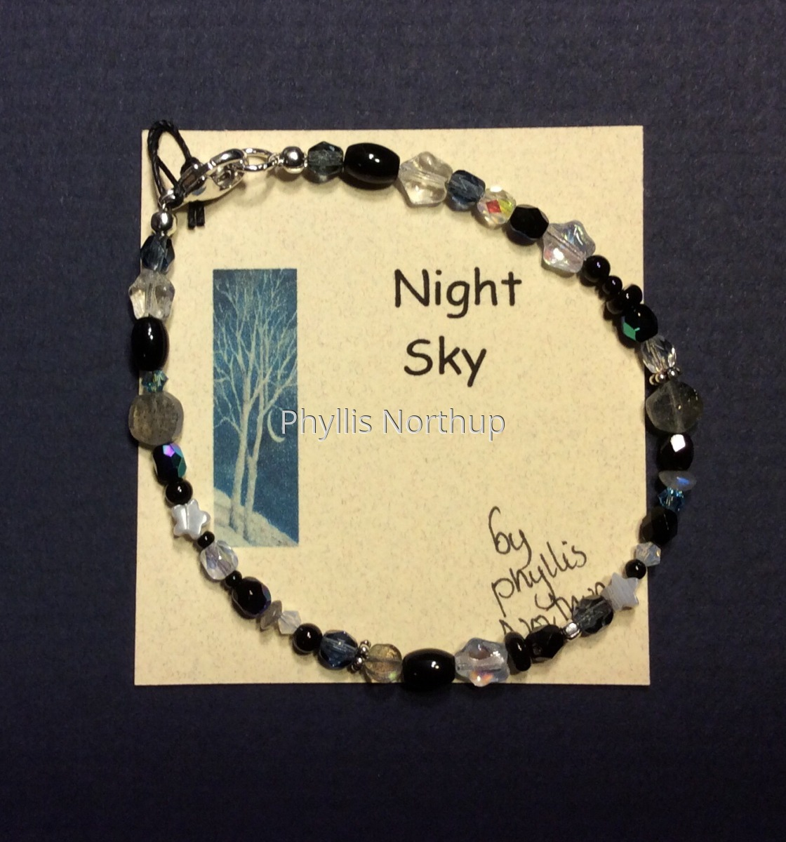 Night Sky Bracelet (large view)