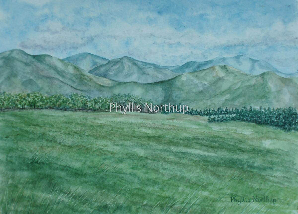 Shenandoah Peaks (large view)