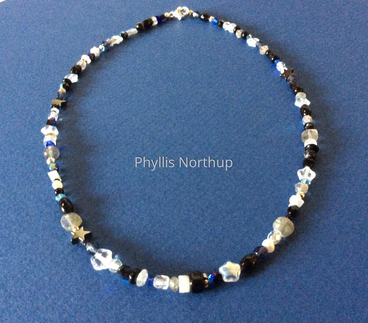 Night Sky Necklace (large view)