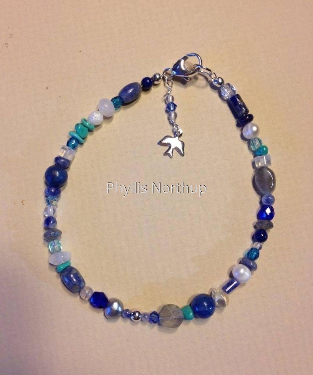 """""""Sky"""" bracelet  (large view)"""