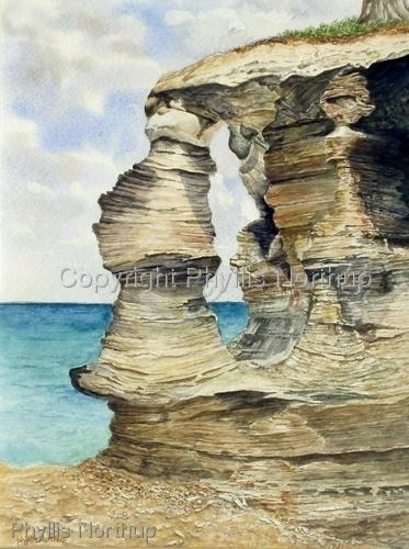 """Chapel Rock"" (large view)"