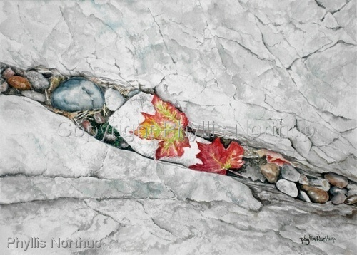 """Fall in the Crack"" by Phyllis Northup"