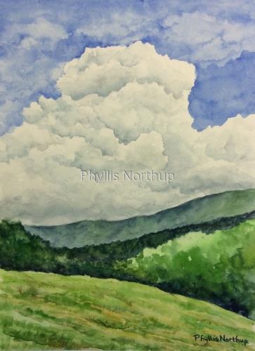 Nature's Timpani (large view)