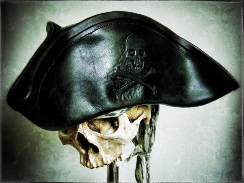 Skull & Bones by Pirates Wife