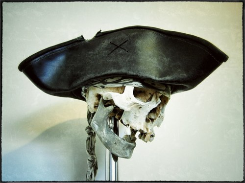 Very aged Black Tricorn