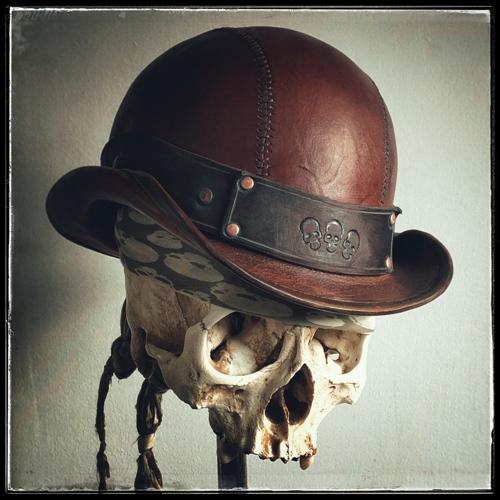 Steampunk Bowler