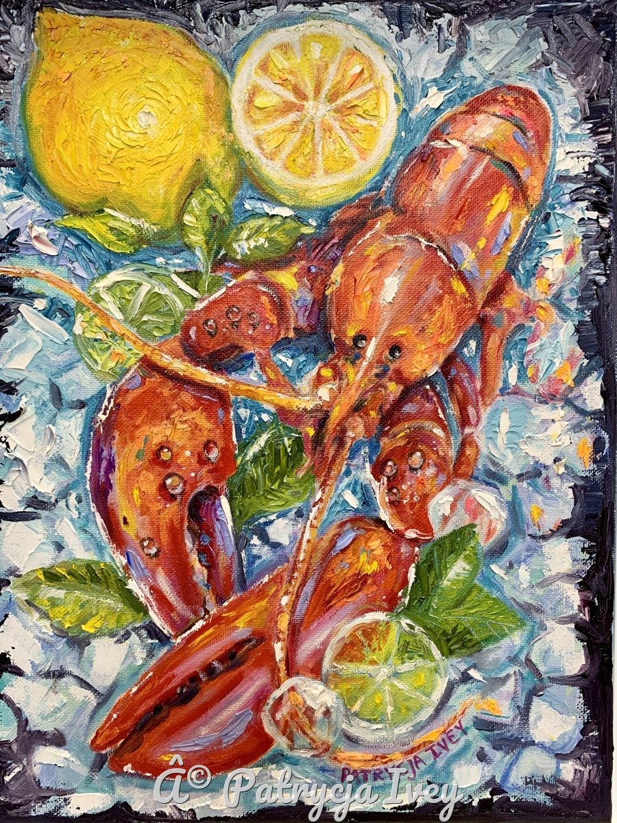 Lobster with Lemon (large view)