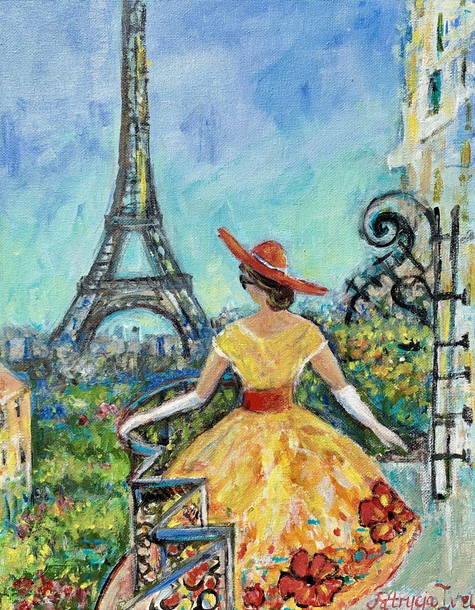 Hello Paris (large view)