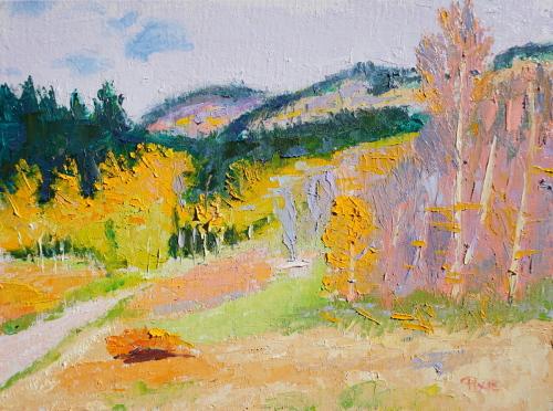 Fall Near the Pass
