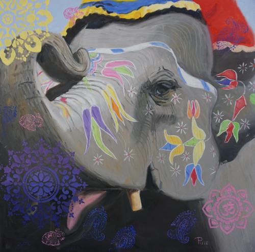 Dreaming Ganesha