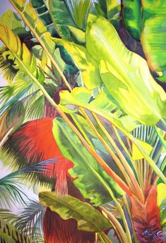 """""""Florida  Fire"""" by Pamela Jekel"""