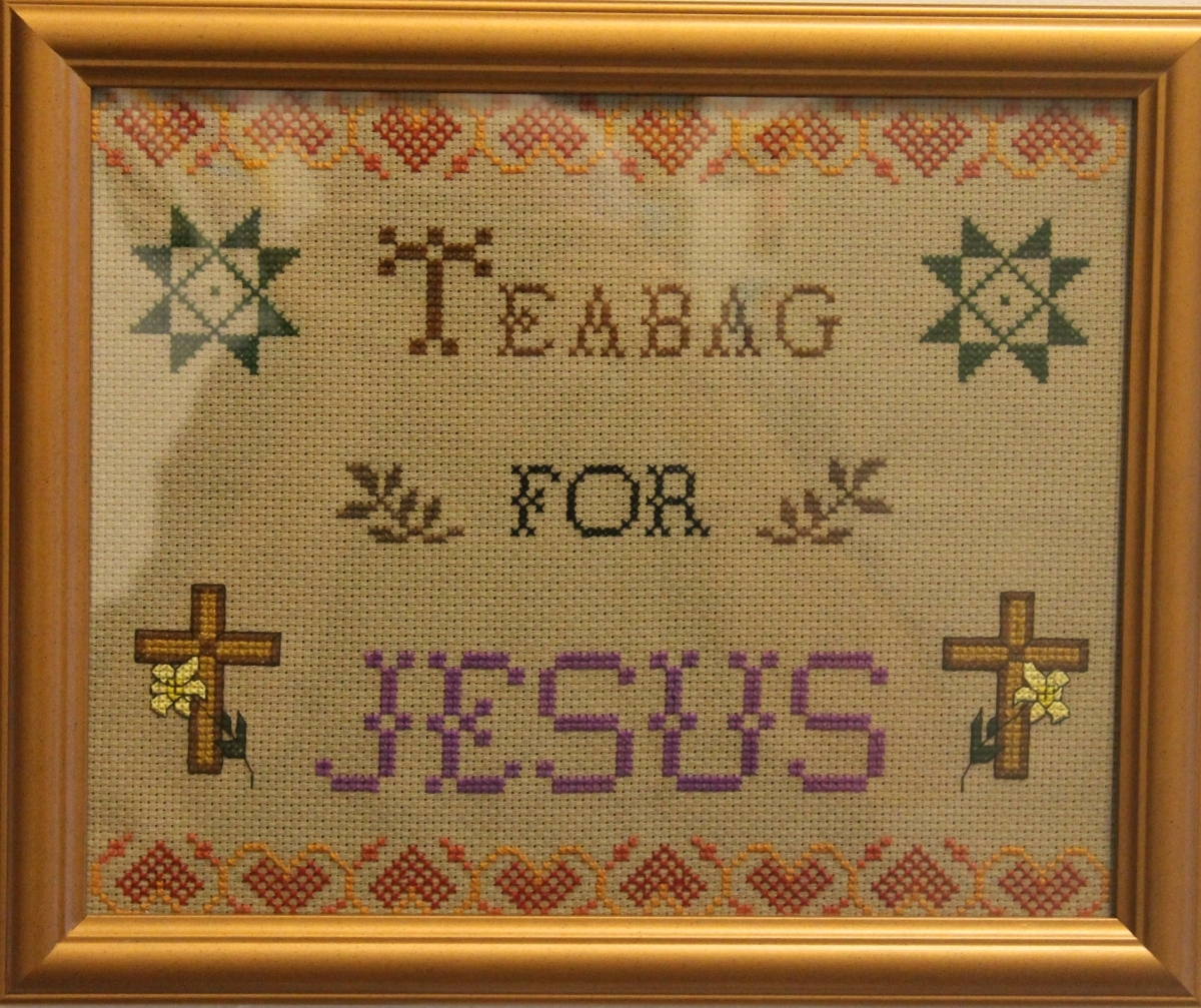 TEABAG FOR JESUS (large view)