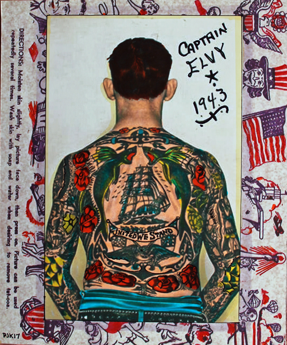 CAPT. ELVY'S PATRIOTIC TATS 1943 (large view)