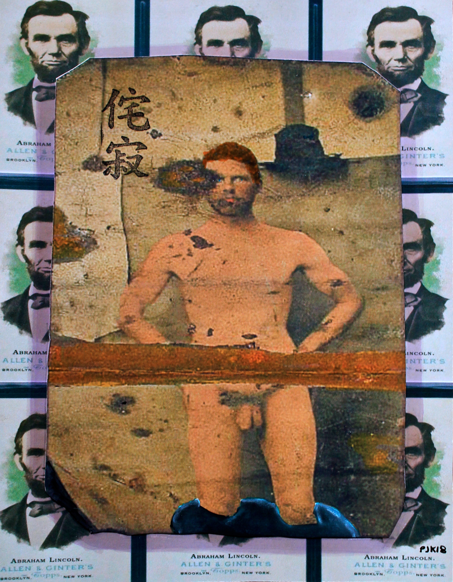 Nude Civil War Soldier (Wabi-Sabi) (large view)
