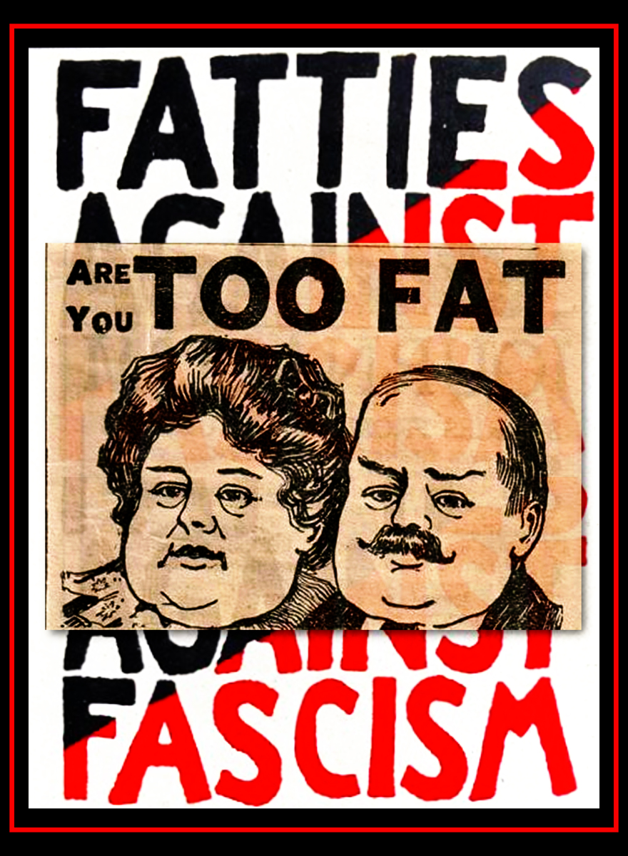 FAT AND FASCISM (large view)