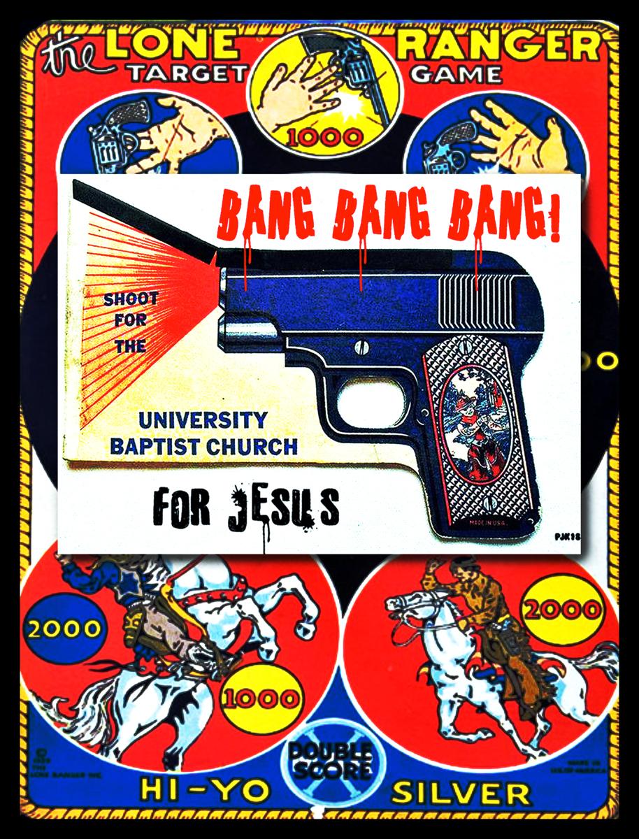 BANG BANG FOR JESUS AND THE LONE RANGER (large view)