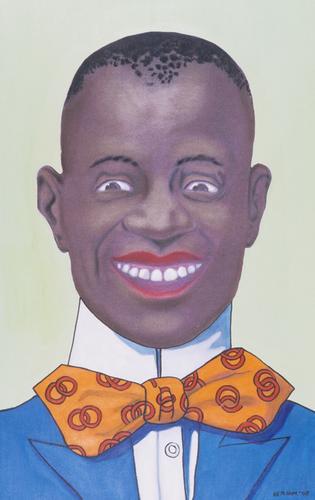Bowtie (Black Americana)