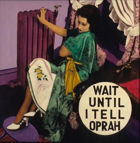 WAIT Until I Tell Oprah (large view)