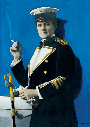 Admiral Fredrika (Who Remembers When Sex and Cigarettes Were Still Fun) (large view)