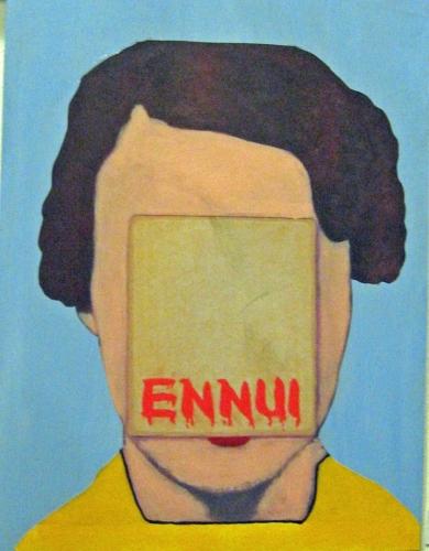 ENNUI #1 by Peter J. Ketchum