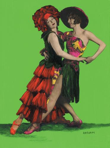 Latina Tango Dancers (large view)