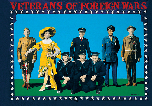 VFW Convention (Including 4 Homosexuals and a Crossdresser) (large view)