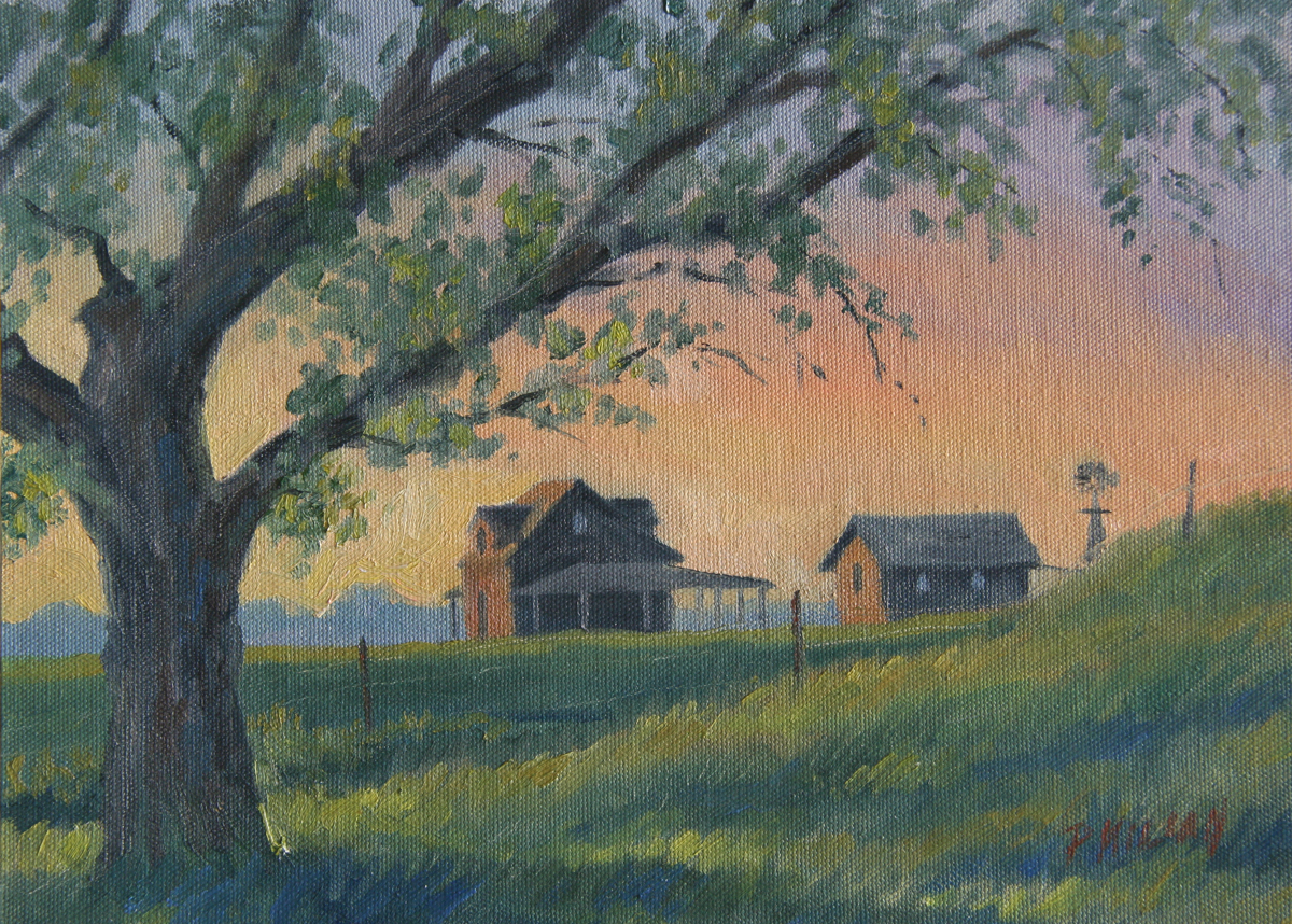 Dawn on the Prairie (large view)