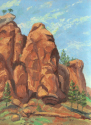 Formations - Lower Red Canyon (SD) (thumbnail)