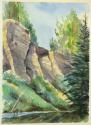 Upper Spring Creek Cliffs (thumbnail)