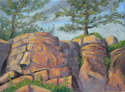 The Oracle, Pipestone National Monument (thumbnail)