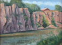 Split Rock Creek, Palisades State Park