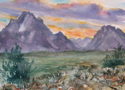 Mount Moran, Teton National Park (thumbnail)